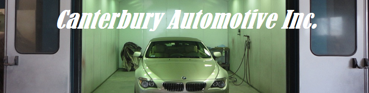 Canterbury Automotive Inc.